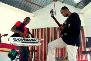 shine, gospel metal from bamako