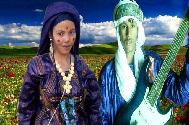 Moussa Tchingou, Zone Tuareg