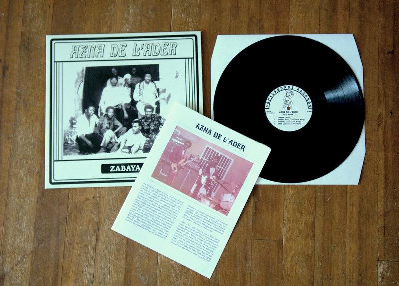 azna de l'ader vinyl