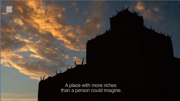 Zerzura, crowdfunding for a magical city