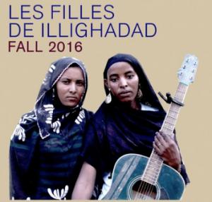Les Filles de Illighadad Fall Tour 2016