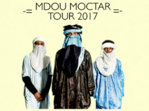 Mdou Moctar USA Tour 2017