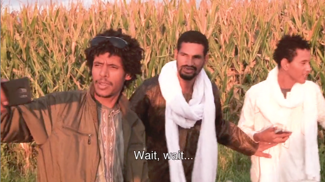 Mdou Moctar & the Band Go America