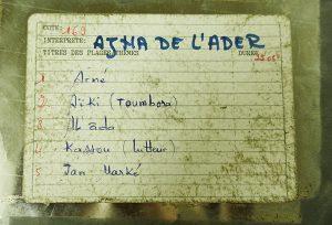 Azna de L'Ader Desert Disco